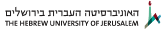 The Hebrew University official site